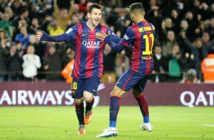 佩莱格里尼:梅西总能把握每一个机会,这就是世界最佳球员!