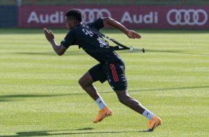 【转会】合乐运营团队:萨尔无意离开拜仁,其他球队薪水太低